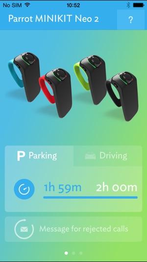 Parrot Minikit Neo 2 On The App Store