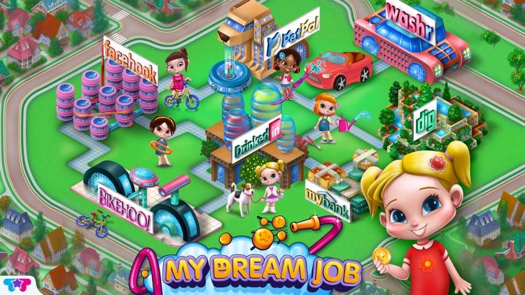 My Dream Job - Girl Entrepreneurs screenshot-0