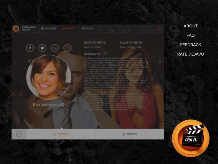 Dejavu Movies Discovery screenshot-4