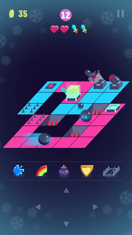 Crossy Maze screenshot-4