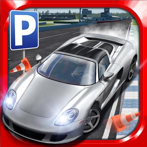 Car Driving Test Parking Simulator - АвтомобильГонки ИгрыБесплатно