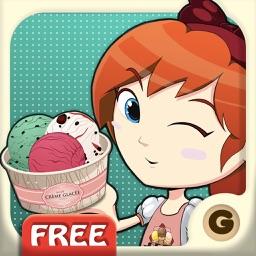 アイスクリームフレンズ 憧れのアイスクリーム屋さんになろう!