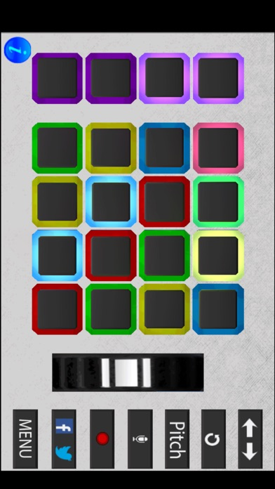 MPC Dubstep Hero Screenshot on iOS