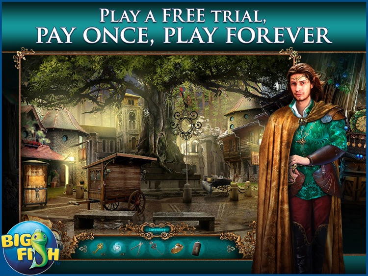 Unfinished Tales: Illicit Love HD - A Hidden Objects Fairy Tale