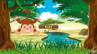 Happy Monkey Banana Quest: Super Challenge Run