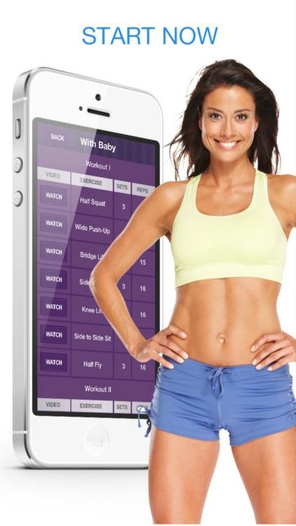Women Home Fitness – Daily Bodyweight Workouts screenshot-0