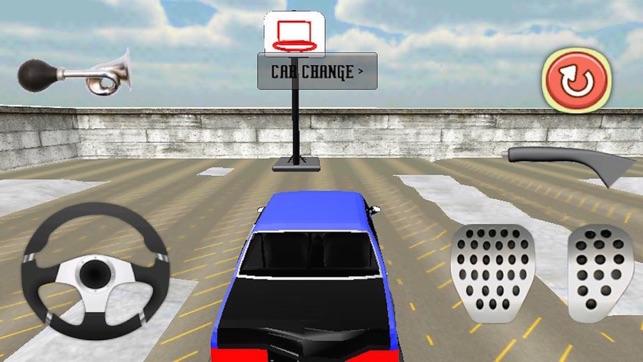 Doğan şahin Araba Parçalama Simülator Oyunu App Storeda