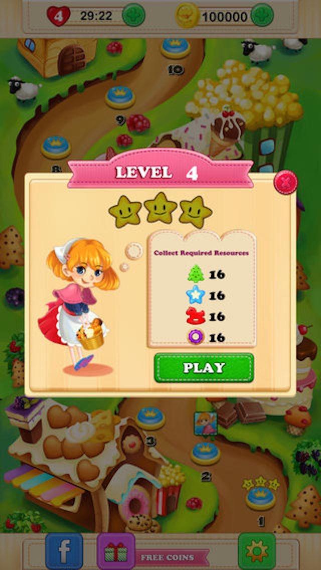 Cookie Mania LegendScreenshot of 2