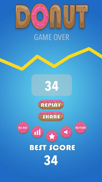 Donut Jump! : Krispy Jelly Dough-nut Hop Screenshot on iOS
