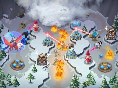 Скачать игру Crystal Siege