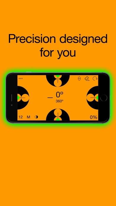 Angle Pro Screenshot on iOS