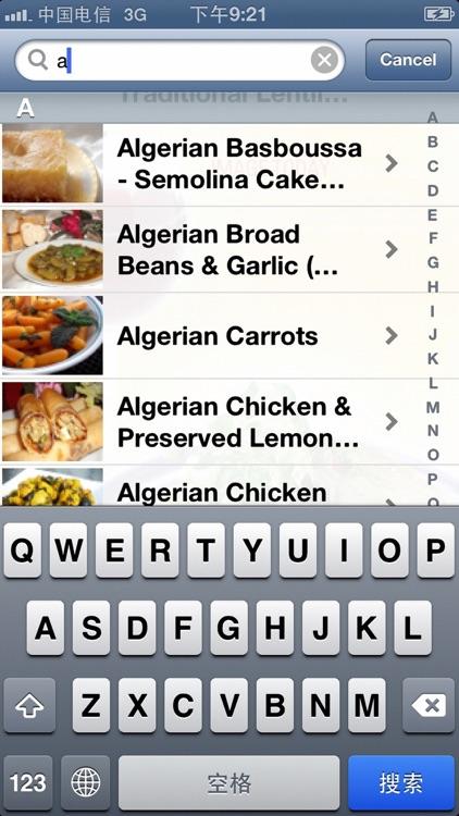 African Recipes 4000+ screenshot-3