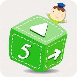 Math & Play - Mathematics for Preschool and Kindergartener Children