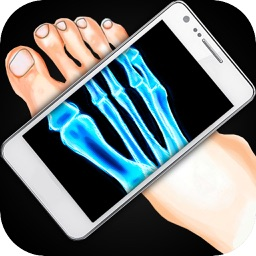 Simulator X-Ray Feet
