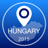 Hungary Offline Map + City Guide Navigator, Attractions and Transports