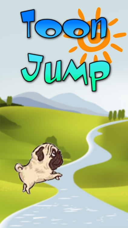 Toon Jump - Save Toonland Cartoons