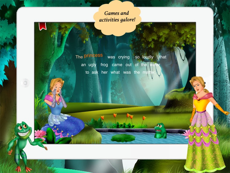 Frog Prince for Children by Story Time for Kids