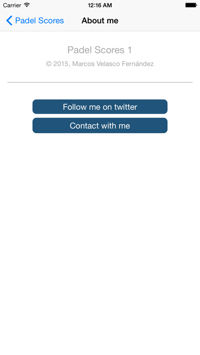 Padel Scores screenshot four