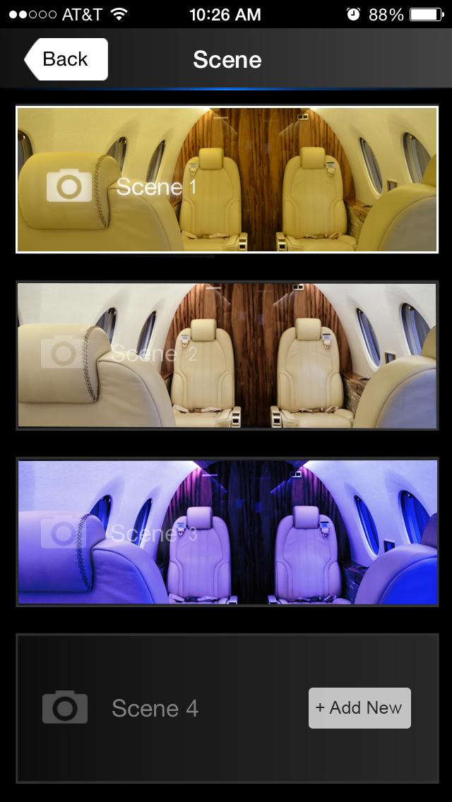 Flight Lights screenshot two