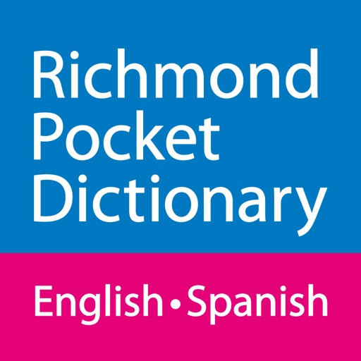 English <-> Spanish Richmond Pocket Dictionary