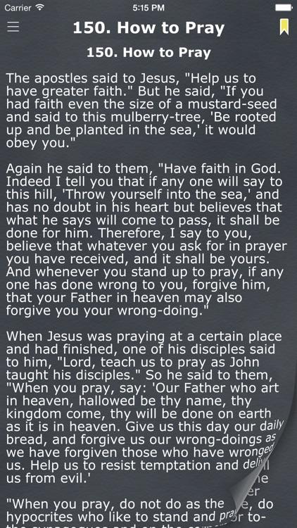 Children's Bible (Bible Stories for Kids) screenshot-3