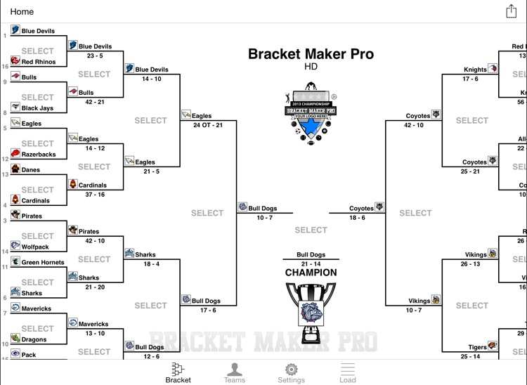 Bracket Maker Pro HD