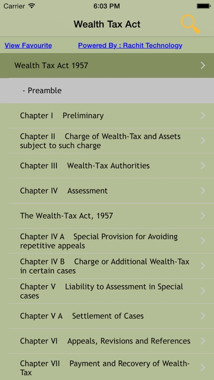 Wealth Tax Act