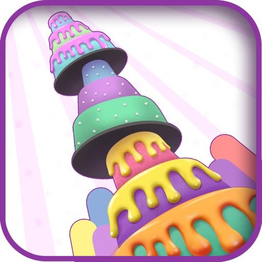 Cake Tower Stacker Maker Mania Pro iOS App