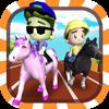 Horse Racing 3D (Kids Edition) - YASH FUTURE TECH SOLUTIONS PVT. LTD.