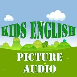Kids English - Picture Audio - All in 1