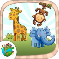 Renk Hayvanat Bahcesi Ve Orman Hayvanlari Boyama Kitaplari App