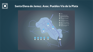 点击获取Santa Elena de Jamuz. Pueblos de la Vía de la Plata