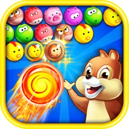 Amazing Bubble Shooter Pet World Witch Cool Games HD Pro