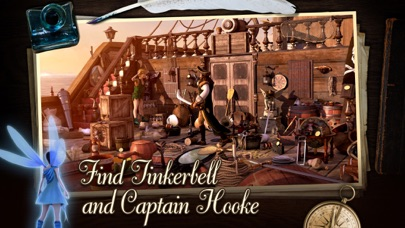 Peter & Wendy in Neverland - A Hidden Object Adventure screenshot three