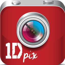 1D Pix Fan Sticker Quotes and Lyrics picture effects editor - One Direction Edition