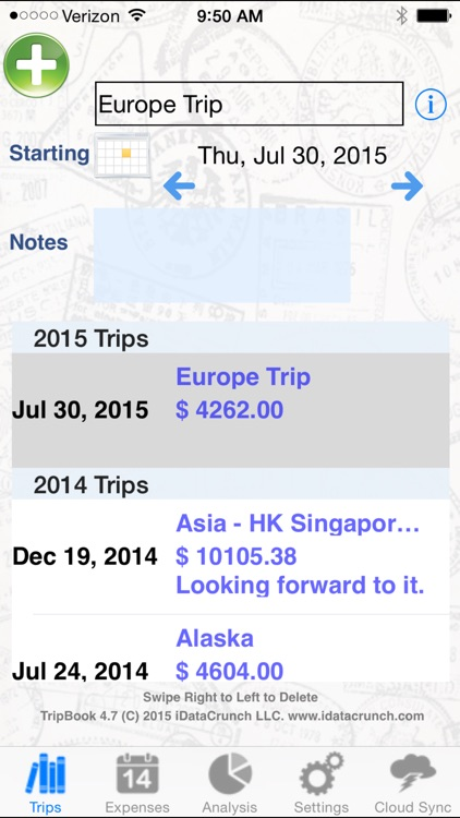 foto de Trip Book - Travel Planner and Organizer by iDataCrunch LLC