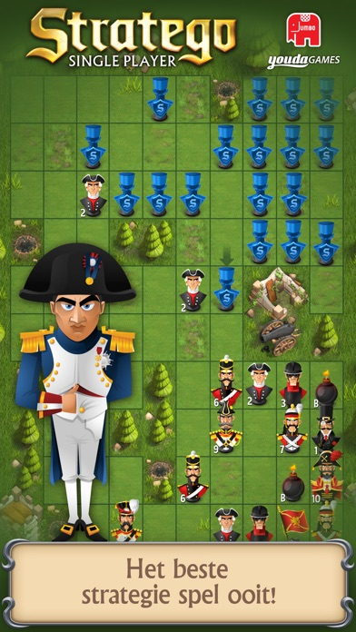 Download Stratego® Single Player App