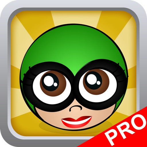 Super Girls Ninja PRO icon