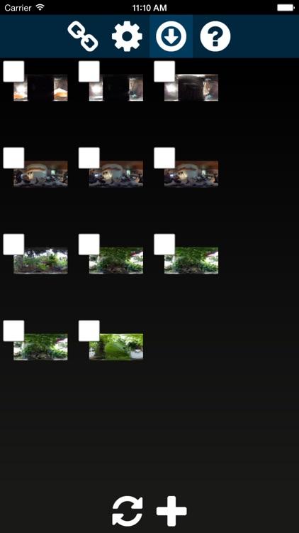 Camera Control for Ricoh Theta