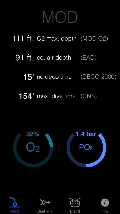 NitroxCalc screenshot-3