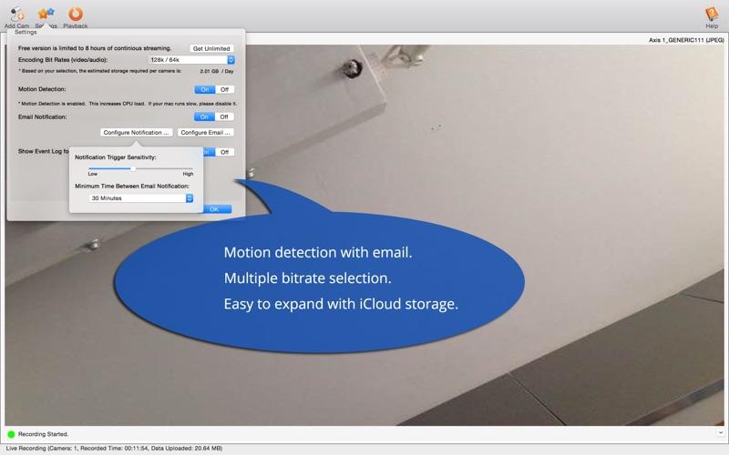 DVR.Webcam Screenshot