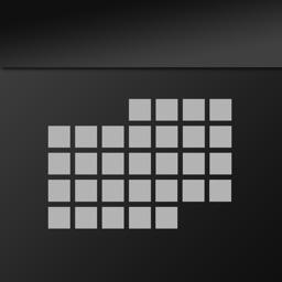 Midnight - The Grid Calendar