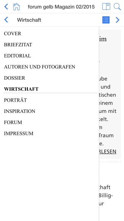 forum gelb Magazin screenshot-4