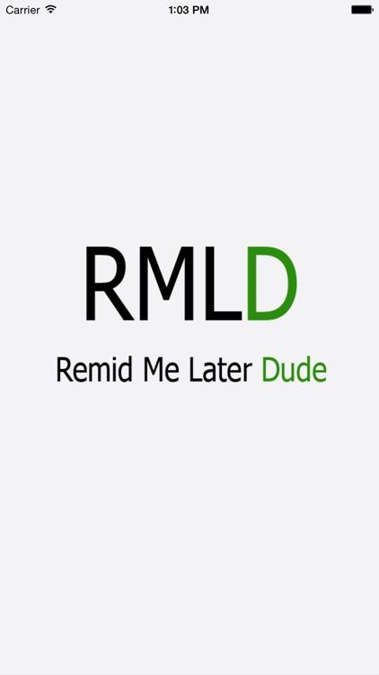 RMLD screenshot-0