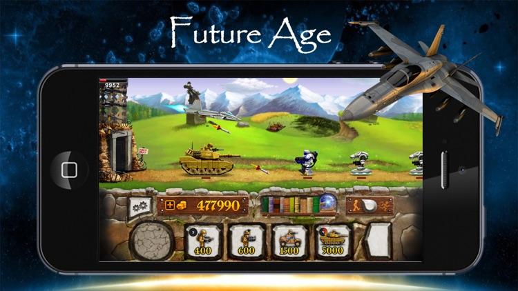 Battle Fortress Defence screenshot-4