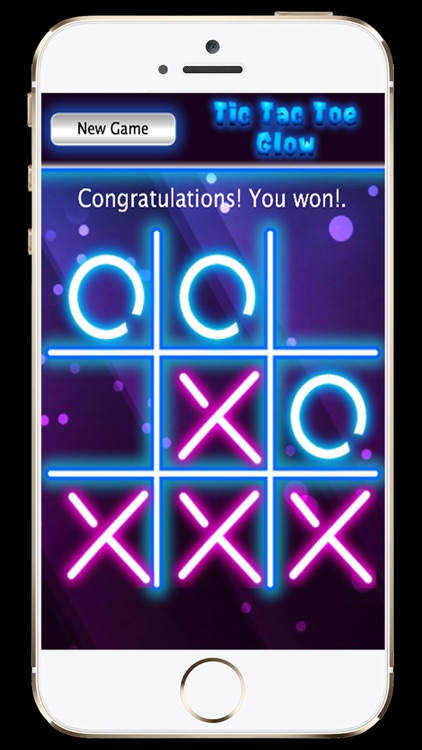 Tic Tac Toe Glow screenshot-3