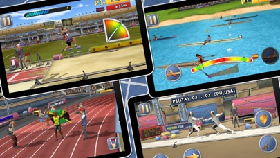 陸上競技 2: Summer Sports screenshot1