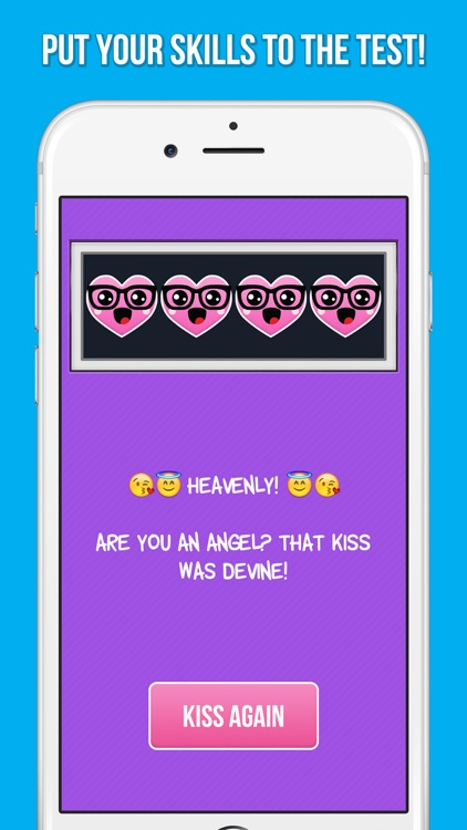 The Kissing Test - A Fun Hot Game with Friends