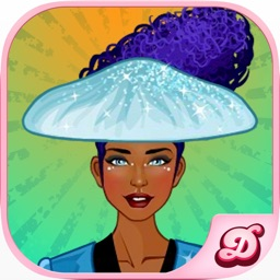 Runway Dress Up-Fun Doll Makeover Game