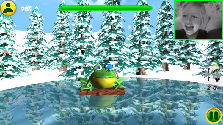 FrogFace AR Free screenshot-3
